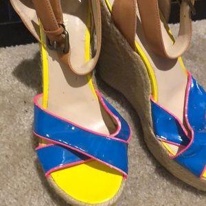 Enzo Angioloni platform sandals